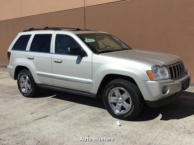 2006 Jeep Grand Cherokee Limited 2WD 5-Speed Automatic